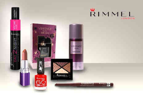 Cosmetics by Candy - Seven piece Mothers Day Rimmel cosmetics set - Save 61%