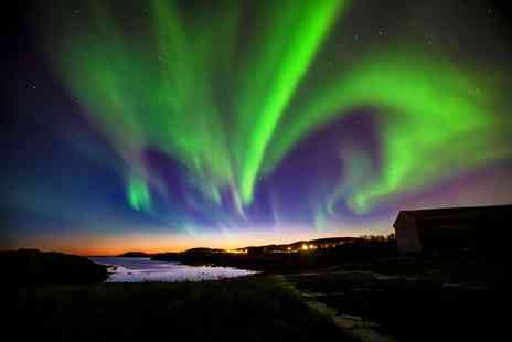 UK Mini Breaks - 3 Night Iceland break at the Hotel Cabin including a Northern Lights tour - Save 53%