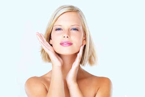 London Tanning & Beauty - Three CACI face lift treatments inc 3 red light therapy sessions with London Tanning & Beauty - Save 74%