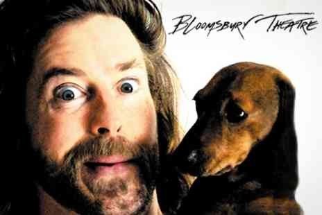 Bloomsbury Theatre - Craig Campbell Comedy Show - Save 53%