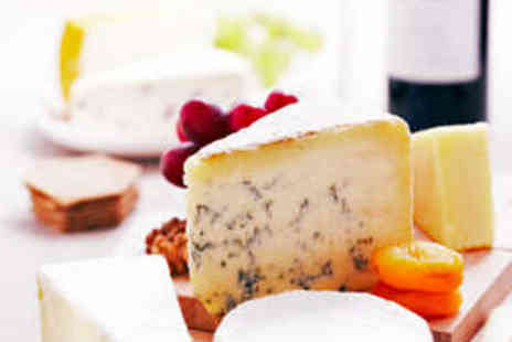The Dropping Well Inn - Cheeseboard and Wine for Two People - Save 52%