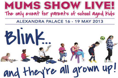 Mums Show Live - Tickets - Save 50%