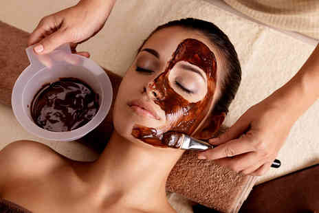 Body Regeneration Clinic - Chocolate massage & facial - Save 74%
