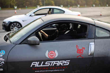 Allstars Driving Academy - 2 Hour introduction to Drifting at Brands Hatch - Save 65%