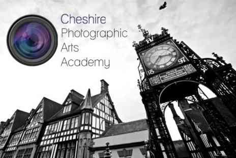 Cheshire Photographic Arts Academy - Chester at Night Photography Workshop - Save 60%