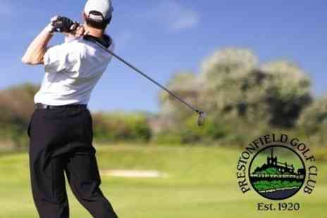Prestonfield Golf Club - 18 Holes of Golf With Trolley Hire - Save 55%
