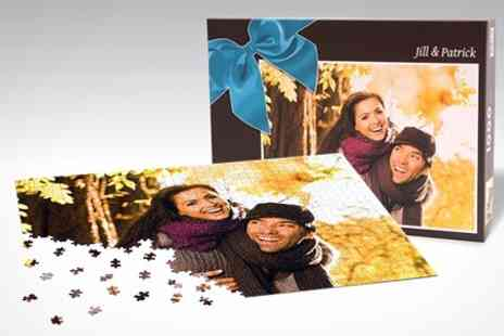 My Photo Puzzle - Personalised Jigsaw 200 Piece Puzzle - Save 60%