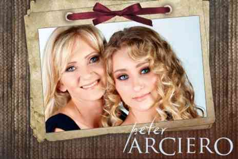 Peter Arciero - Mother and Daughter Photoshoot With Prints, Tea and Cupcakes - Save 26%