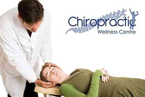 Chiropractic Wellness Centre - Consultation With One Treatments - Save 52%
