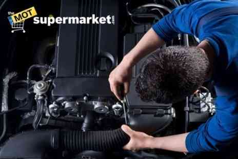 The MOT Supermarket - MOT Plus Mini Valet - Save 65%