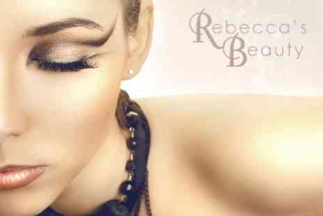 Rebeccas Beauty - Semi Permanent Make Up on Choice of Area - Save 66%