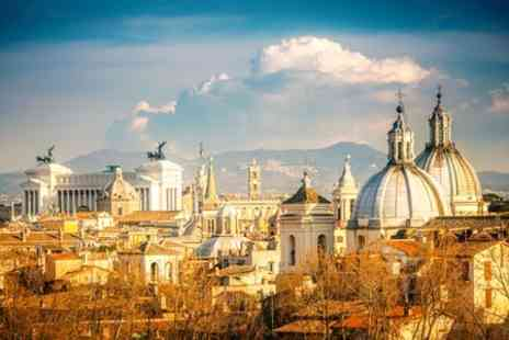 The Duke Hotel - In Rome One Night Stay For Two With Breakfast, Wine and Museum Tickets - Save 38%