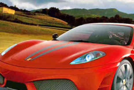 Battaglin - Four Night Stay with Supercar Experience for Two People - Save 50%