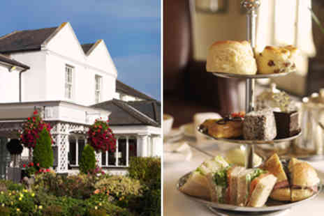 Thistle St Albans - Champagne Afternoon Tea for 2 - Save 44%