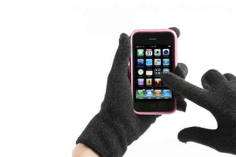 008 Imports - Touch Screen Gloves - Save 33%