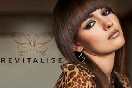 Revitalise - Haircut and Blow Dry - Save 64%