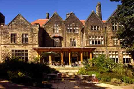 Jesmond Dene House Hotel - Overnight stay for two with breakfast - Save 44%