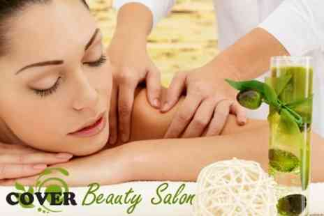 Cover Beauty Salon - Full Body and Indian Head Massage - Save 68%