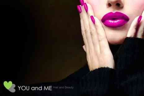 You and Me Hair - Jessica GELeration Manicure - Save 64%