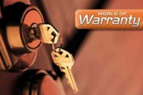 World Of Warranty - 12 Months Lock and Key Insurance - Save 63%