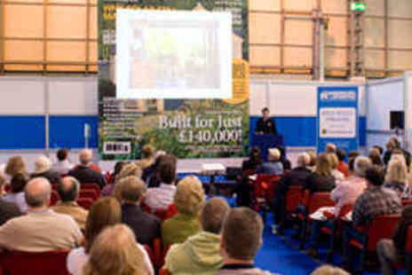 The National Homebuilding & Renovating Show - Tickets - Save 58%