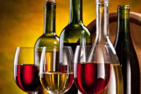 Shawbury Vintners - At Home Wine Tasting Evening for Eight Guests - Save 88%