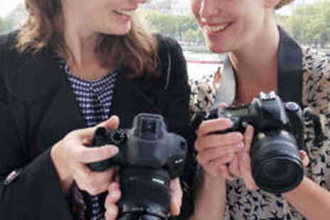 City Photography School - Beginners DSLR Photography Course - Save 68%