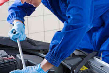 A1 Diagnostics  - MOT and External Car Wash for Any Car - Save 74%