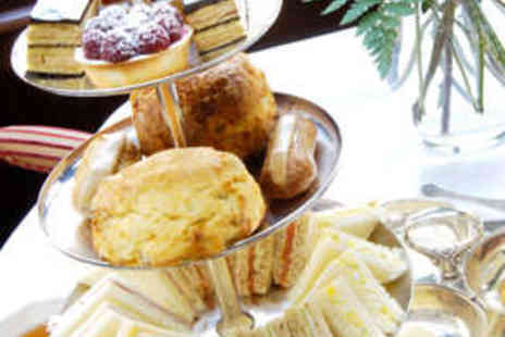 Tophams Hotel - Champagne Afternoon Tea for Two - Save 58%