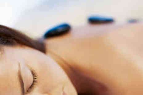 Affinity Hair and Beauty - Hour Long Full Body Hot Stone Massage - Save 53%