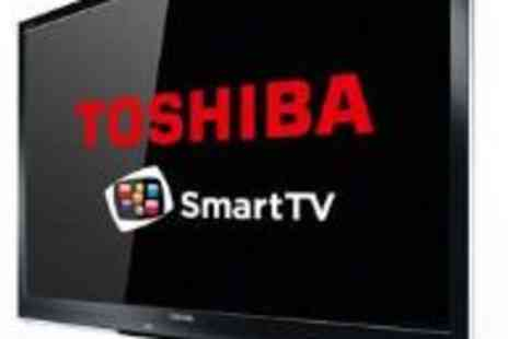 PRC Direct - 37 Inch Toshiba 37UL863B Full HD LED Smart TV - Save 50%