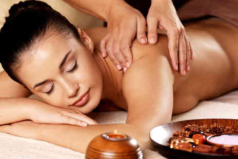 Serenity - Arabian Rasul mud treatment, spa access & afternoon tea for 2 people - Save 58%