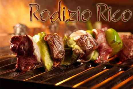 Rodizio Rico - All You Can Eat Brazilian Grill With Salad Buffet and Cocktail - Save 49%