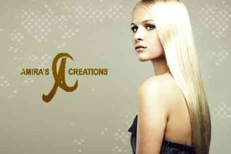 Amiras Creations - Brazilian Blow Dry Keratin Treatment - Save 73%