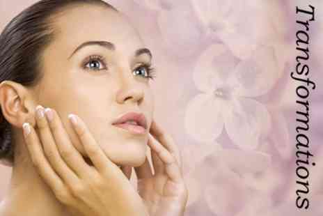 Transformations - Microdermabrasion One Session - Save 50%
