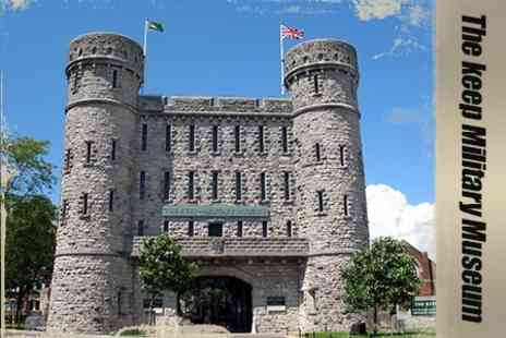 The Keep Military Museum - Adult Entry Ticket - Save 54%