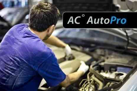 AC Auto Pro - Air Conditioning Service - Save 63%