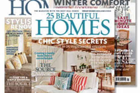 25 Beautiful Homes - 12 Month Subscription to 25 Beautiful Homes - Save 51%