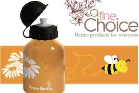 A Fine Choice - BPA free stainless steel kids water bottles - Save 50%