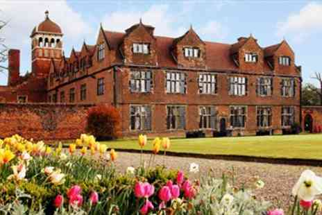 Castle Bromwich Hall Hotel - 'Lavish' Midlands Country Mini Break with Dinner - Save 44%