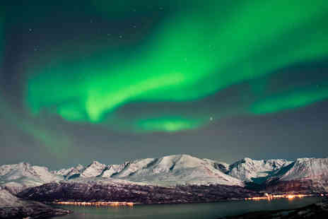 Transun - Three nt Lapland Northern Lights break inc flights - Save 55%