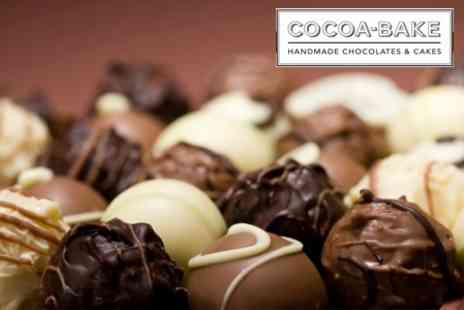Cocoa Bake - Chocolate Truffle Making Course With 24 Truffles to Take Home For One - Save 76%