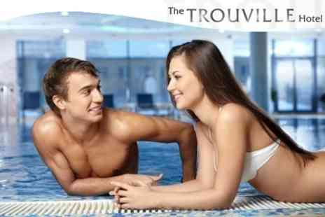 The Trouville Hotel - Days Access to Leisure Facilities For Two With Lunch and Prosecco - Save 56%