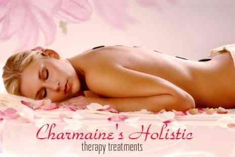 GH Health and Fitness - Choice of Two Holistic Treatments Such As Hot Stone Massage, Facial or Reflexology - Save 61%