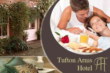 Tufton Arms Hotel - In Cumbria Two Night Stay For Two With Breakfast - Save 63%