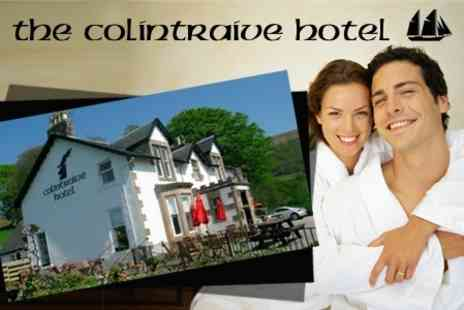 Colintraive Hotel - In Argyll Two Night Stay For Two With Breakfast - Save 50%