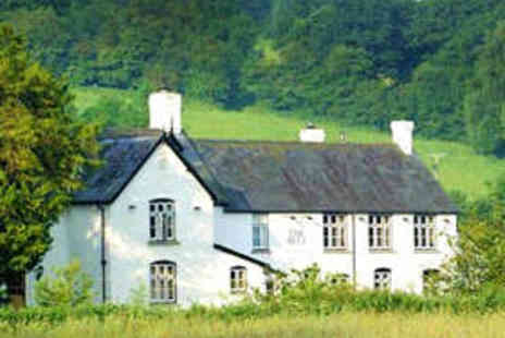 The Bell at Skenfrith - 5 Star Welsh Marches Getaway - Save 56%