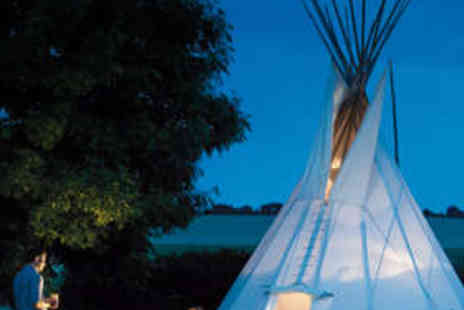 Walletts Court - Two Night Stay for Two People in a Luxury Tipi - Save 52%
