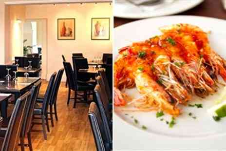 Intimofresco - 3 Course Italian Dinner & Wine for 2 - Save 55%