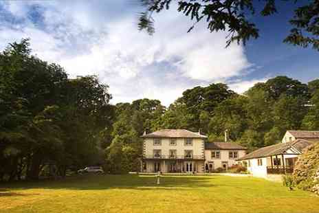 Love Lady Shield - Stately 2 Night Cumbria break for two, enjoy a cream tea upon arrival - Save 54%